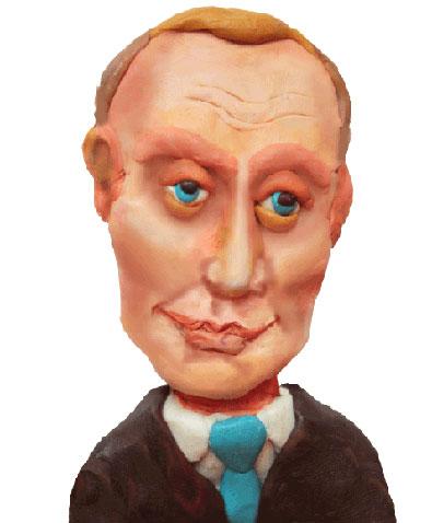 ТелеСмайл от Путина