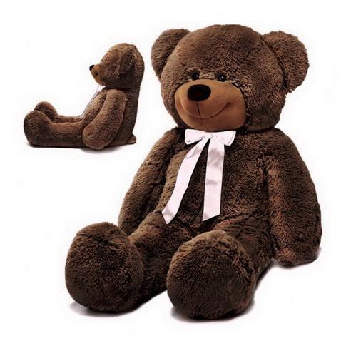 Гигантский мягкий говорящий медведь с вашим звуком - 200 см