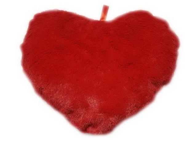 Мягкое сердечко - с вашим звуком
